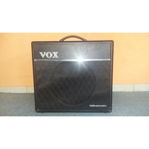Amplificador Vox Valvetronix Vt80 + Footswitch