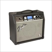 Fender G-dec 3 Fifteen, Amplificador De Guitarra, 15w,