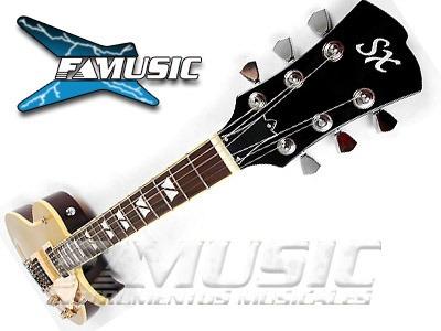 Guitarra Electrica Sx Les Paul Gg1 Custom Replica 1962