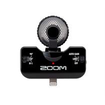 Zoom Iq5 Microfono Profesional Para Ipad Iphone Ipad
