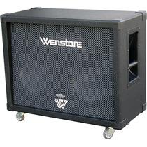 Wenstone G1922e - Caja 2x12 P/ Guitarra C/ Eminence (usa)