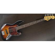 Fender Bajo Jazz Bass 60´s Classic México C/funda Sunburst
