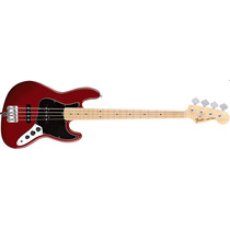 Fender Bajo Jazz Bass American Special Mn Candy Apple Red