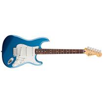 Fender Guitarra Strat Std México Sss Rwn Lake Placid Blue
