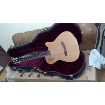 Estuche Rigido Para Guitarra Godin