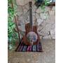 Guitarra Con Resonador - Dobro - Home Made - El Mejor Sonido