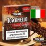 Cigarros Italianos Toscanellos Caja X 5 Cafe Y Vainilla