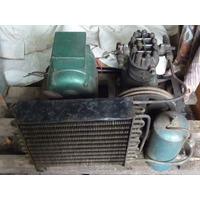 Motor Y Compresor Camara Frigorifica Heladera Gastronomia