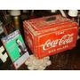 Heladera Coca Cola Legítima Madera Y Zinc De Almacen (3124)