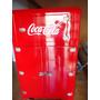 Antigua Heladera Simil Coca Cola