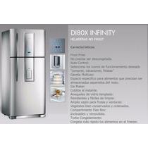 Heladera Con Freezer Electrolux Di80x 546 Lts. En Stock Ya!!