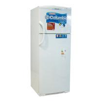 Heladera Columbia Htf-2434 C/ Freezer Blanca 414lts Garantía