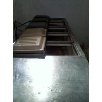 Freezer Heladero De 10 Bocas - 500lts.