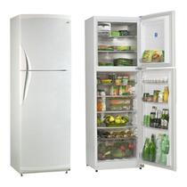 Heladera Gafa Hgf-386a Con Freezer Blanca 365 Litros Clase A