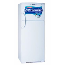 Heladera Columbia Con Freezer Mod. Htf 2334/h 317litros