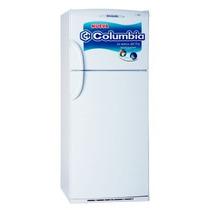 Heladera Columbia Htf 2294 Blanca Con Freezer 275 Lts