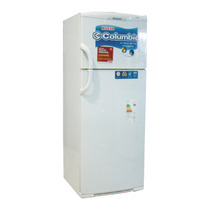 Heladera Con Freezer Columbia Htp2334 Blanca Gtia 2 Años