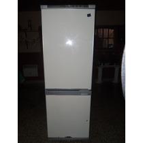 Heladera Ariston Con Freezer Abajo C/ 2motores