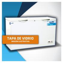 Freezer De Pozo Teora 550 L./ 2 Puertas Vidrio Nueva