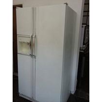 Heladera C/freezer Ge C/garantia!!!! Perfecto Funcionamiento
