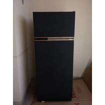 Heladera Patrick 5340-2f Usada Color Negro(anda Solo Frezeer