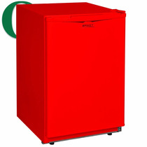 Heladera Con Congelador Briket 1040 1 Puerta 146lts Roja