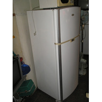Heladera Con Freezer Whirlpool Nofrot Impecable Funcionando