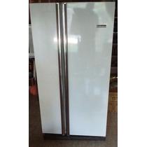 Heladera Con Freezer, Frigidaire Doble Puerta. Permuta