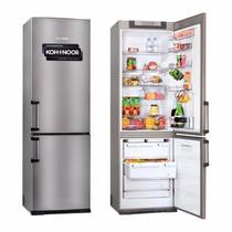 Heladera Kohinoor Con Freezer Abajo Kgx-4094/6 2 Motores