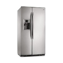 Heladera General Electric Side By Side Pkps5 Inox Tio Musa