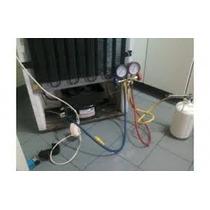 Gas Refrigerante Carga En Heladeras Familiar
