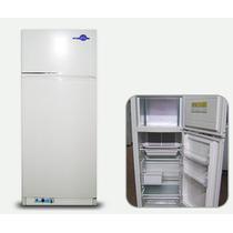 Heladera Con Freezer A Gas / 220v Del Campo A La Ciudad