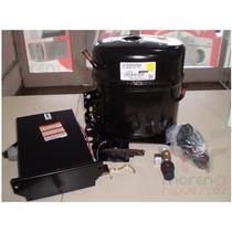 Motocompresor Tecumseh Akm26as 3/4hp R12 Nuevo En Caja