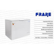 Frezzer Horizontal De Pozo Frare F170-300 Dual-envio Gratis