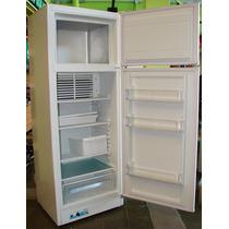 Heladera A Gas Con Freezer Sianagas Dual Gas 220v 320 Litros