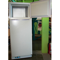 Heladera 320lts Con Freezer Funciona Con Gas En Garrafas