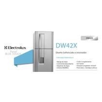 Heladera Electrolux Dw42x 386 Lts Acero Nuevas