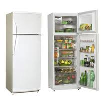 Heladera Gafa Hgf-366a Con Freezer Blanca 335 Litros Clase A