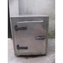 Conservadora Acero Inoxidale 61x61x73cm Muy Buena $1500