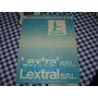 Folleto-catalogo De Autoelevadores Lextral