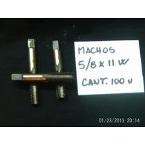 Machos 5/8 X 11w