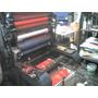 Maquina Offset Impresora Offset Chief 22