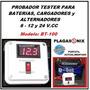 Probador Tester Baterias 6, 12 Y 24 V. Bt-100 Digital Ind.ar