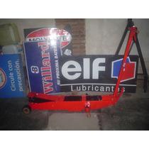 Crique Taller Carrito Hidraulico 15 T