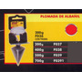 Plomada De Albañil 300g Black Jack F037