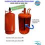 Garrafa Recargable 4 Kilos Reforzada Para R 410