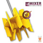 Mezclador De Microcemento -el Mas Rápido Y Resistente