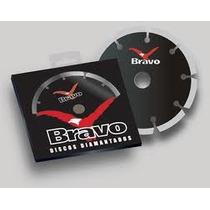 Disco Diamantado Turbo 230 Mm. Bravo