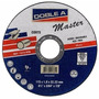 Disco Corte Master Acero Doble A 115 X 1,0mm 4 1/2 Lanus