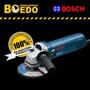 Amoladora 115mm, 670w Bosch Gws 6-115